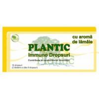 Plantic immuno dropsuri aroma lamaie