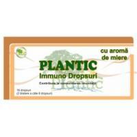 Plantic immuno dropsuri aroma miere