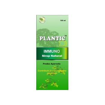 Plantic sirop immuno  100 ml PLANTIC