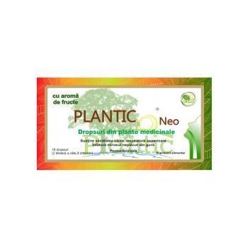 Plantic neo dropsuri aroma fructe  16 gr PLANTIC