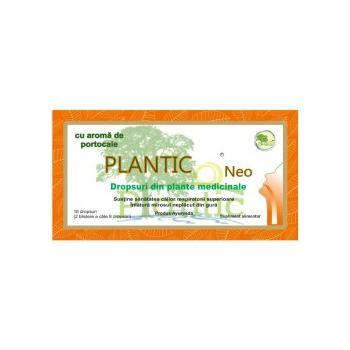 Plantic neo dropsuri aroma portocala  16 gr PLANTIC