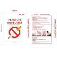 Plasture antifumat