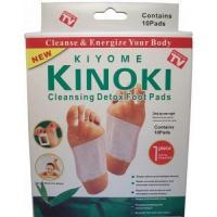 Plasture detoxifiant kinoki