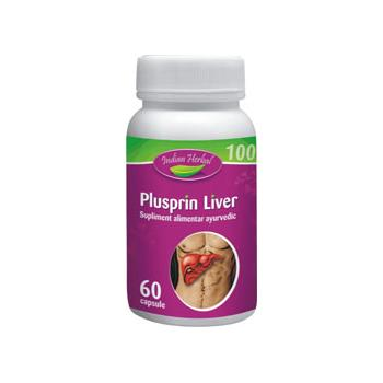Plusprin liver 60 cps INDIAN HERBAL