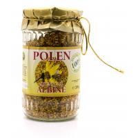 Polen adunat de albine