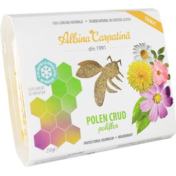 Polen crud poliflor 250 gr ALBINA CARPATINA