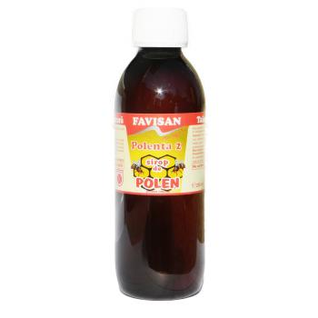 Polenta 2- sirop de polen j008 250 ml FAVISAN