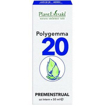 Polygemma 20 - premenstrual 50 ml PLANTEXTRAKT