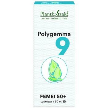 Polygemma 9 - femei 50+ 50 ml PLANTEXTRAKT