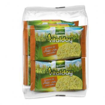 Porumb expandat fara gluten -bio 100 gr GULLON