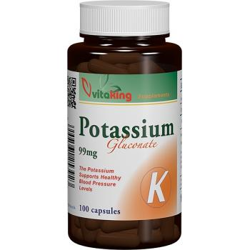 Potasiu 99mg 100 cps VITAKING