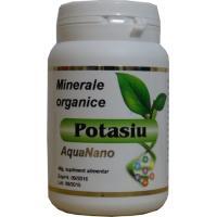 Potasiu organic 40gr AQUANANO