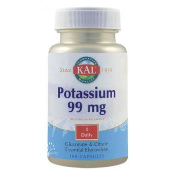Potassium 100 cps KAL