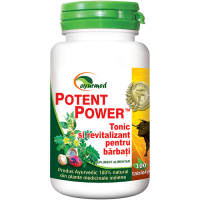 Potent power, tonic… AYURMED