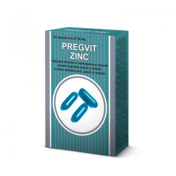 Pregvit zinc 24 cps PHARCO