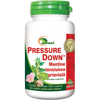 Pressure down,… AYURMED