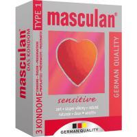 Prezervative masculan senzitiv