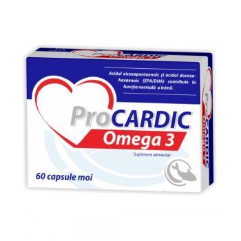 Procardic omega 3 60 cps ZDROVIT