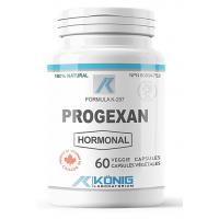 Progexan - progesteron hormon regulator