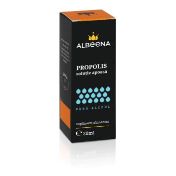 Propolis apos - fara alcool 20 ml ALBEENA
