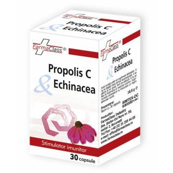 Propolis c & echinacea 30 cps FARMACLASS