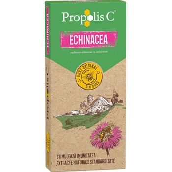 Propolis c+ echinacea 30 cpr FITERMAN
