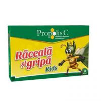 Propolis c raceala & gripa kids
