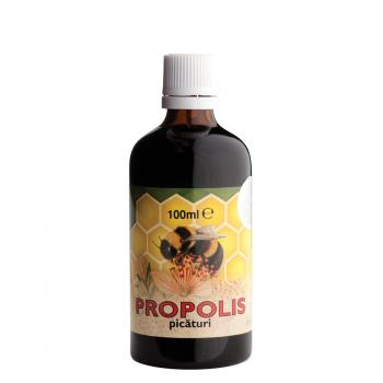 Propolis-picaturi 100 ml PARAPHARM