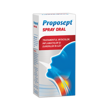 Proposept spray oral  20 ml FITERMAN