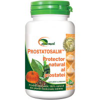 Prostatosalm, protector natural al prostatei