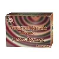 Protector hepatic inlocuitor de cafea instant