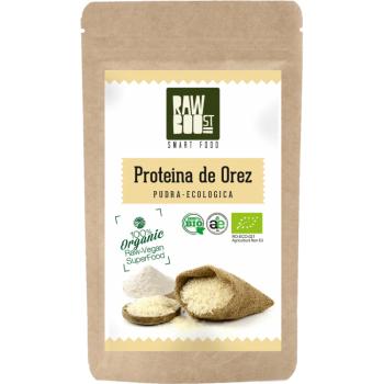 Proteina de orez ecologica 250 gr RAWBOOST