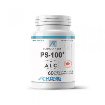 Ps-100+ ( fosfatidilserina ) capsule vegetale 60 cps FORMULA K