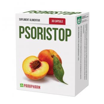 Psoristop 30 cps PARAPHARM