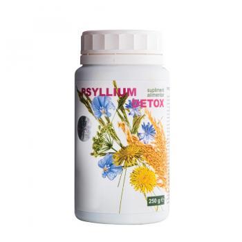 Psyllium detox 250 gr PARAPHARM