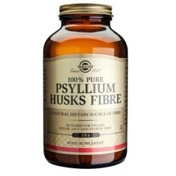 Psyllium husks fibre powder 170 gr SOLGAR