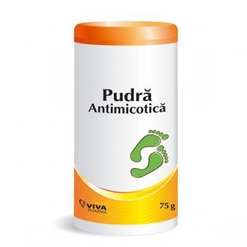 Pudra antimicotica 75 gr VIVA PHARMA