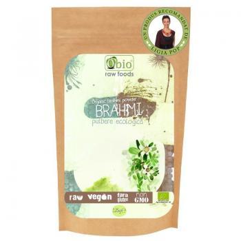 Pudra ecologica de brahmi 125 gr OBIO