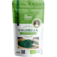 Pudra ecologica de chlorella