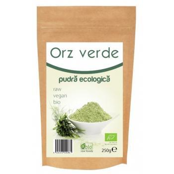 Pudra ecologica de orz verde 250 gr OBIO