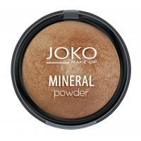 Pudra minerala iluminatoare - dark bronze (06)