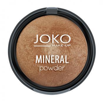 Pudra minerala iluminatoare - dark bronze (06) 1 gr JOKO