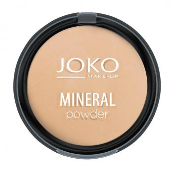 Pudra minerala matifianta - transparent (01) 1 gr JOKO