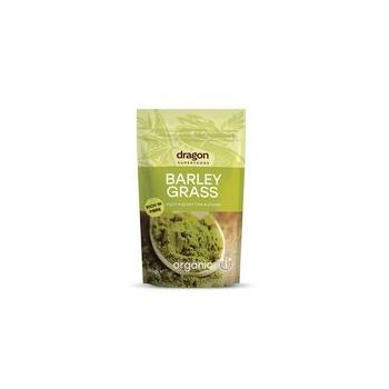 Pudra organica de orz verde 150 gr DRAGON SUPERFOODS