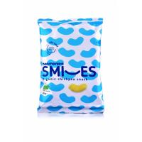 Pufuleti smiles cu sare de mare
