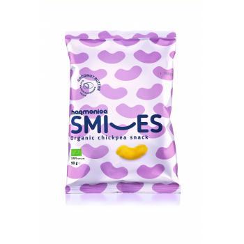 Pufuleti smiles cu unt de cocos 50 gr ECOMANIA