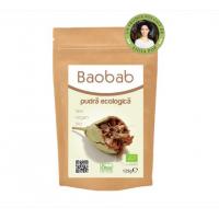 Pulbere de baobab raw bio