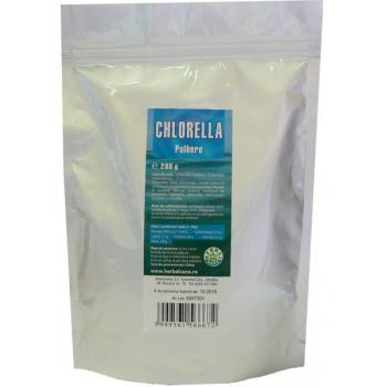 Pulbere de chlorella 200 gr HERBALSANA