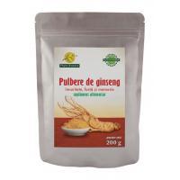 Pulbere  din radacina de ginseng