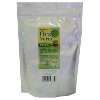 Pulbere de orz verde 200 gr HERBALSANA